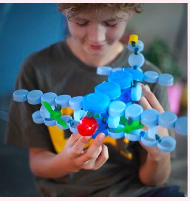 CLIP-IT   Creatief met kinderen