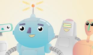 DIY - Robot Antenne