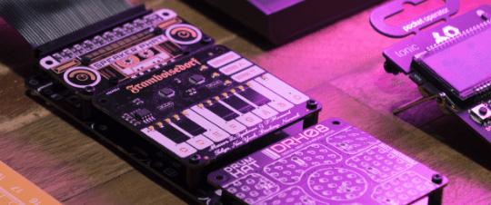 Bouw een Beat Box met Pimoroni en Raspberry Pi