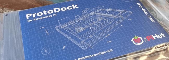ProtoDock Montage-instructies