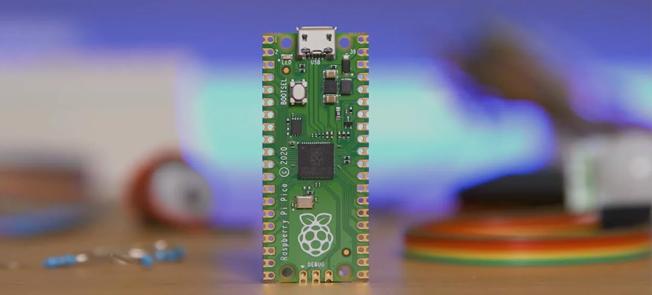 Raspberry Pi Pico - Een hele andere Pi