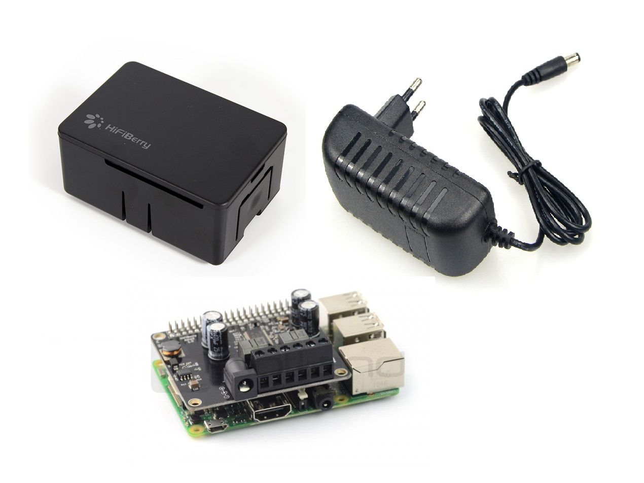 Handleiding Hifiberry AMP2 Kit