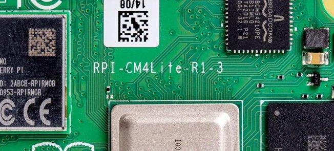 Nieuw: Raspberry Pi Compute Module 4