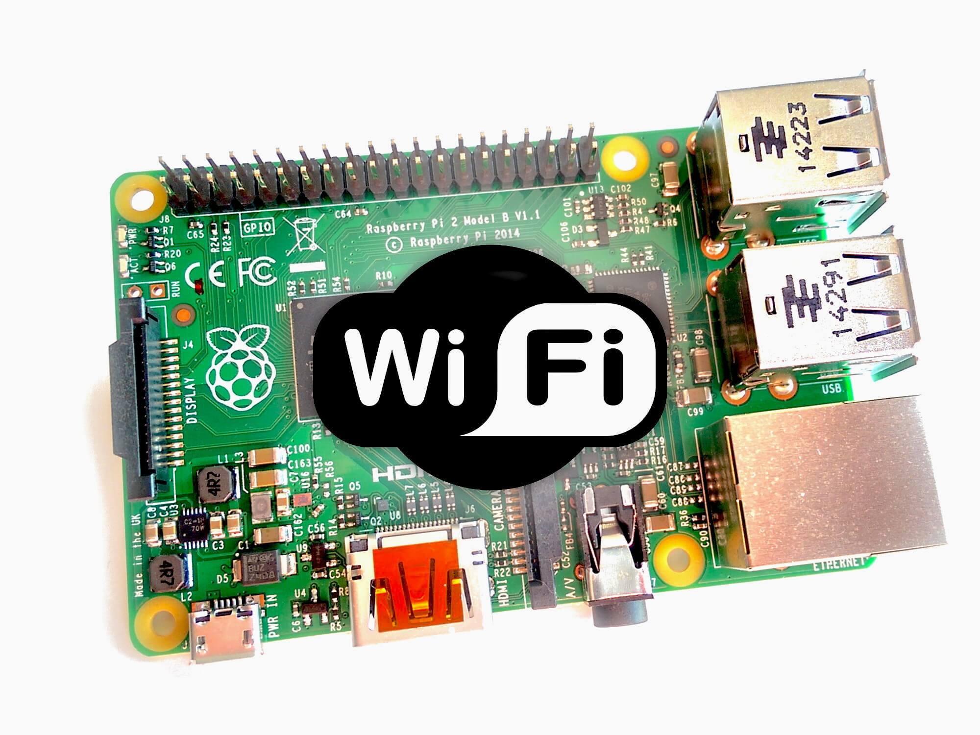 Wi-Fi instellen op je Raspberry PI!