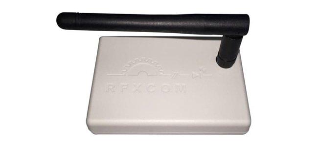 Mijn RFXCOM werkt niet meer?