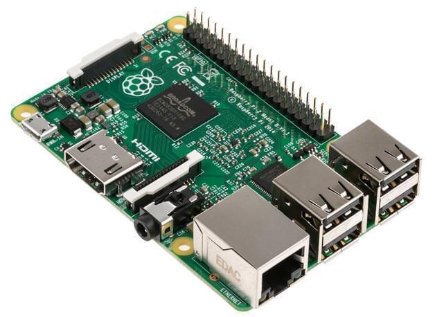 Raspberry Pi 2 Gebruiksaanwijzing