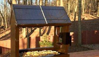 Bouw een Natuurcamera op zonne-energie