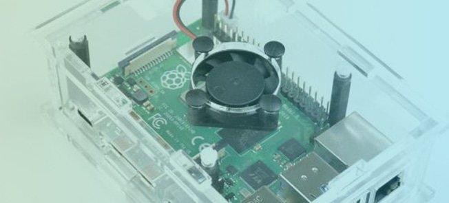 Behuizing voor Raspberry PI 4 model B met ventilator - Montage Handleiding