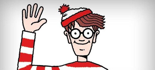 Waar is Waldo?