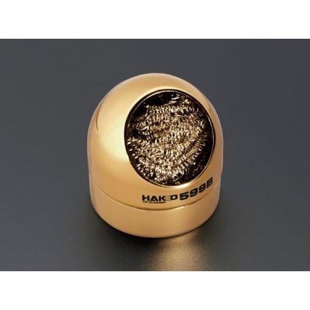 Hakko Brass Sponge Solder Tip Cleaner