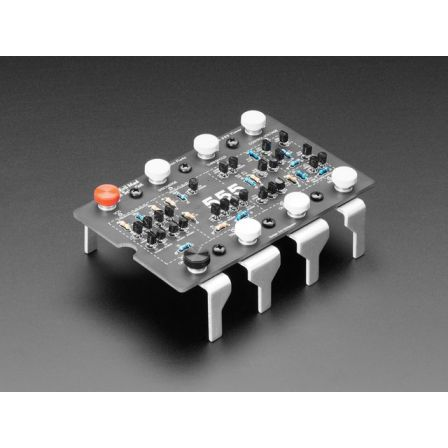 Three Fives' Discrete 555 Timer Kit