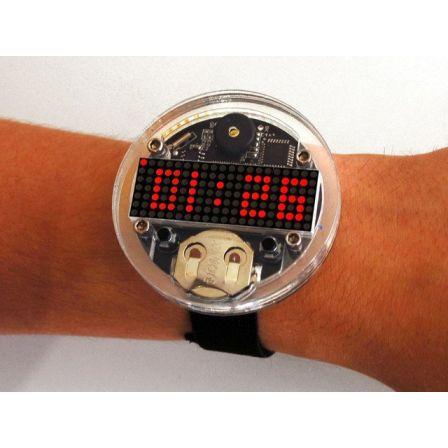 Solder:Time II DIY watch kit