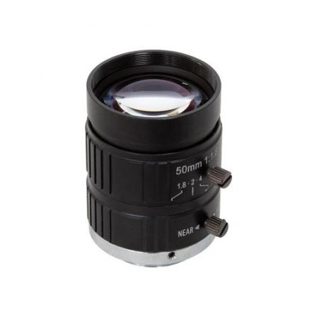 C-Mount Lens voor Raspberry Pi HQ Camera - 50mm Focal Length