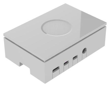 Multicomp Raspberry Pi 4 Behuizing - Wit