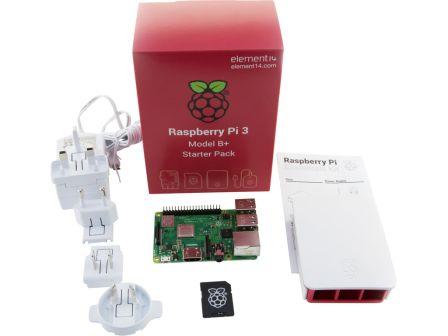 Raspberry Pi 3B+ Officiële Starter Pack