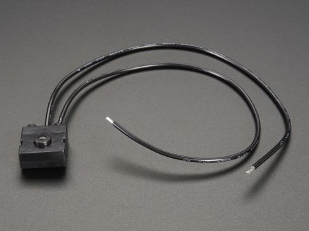 Tactile On/Off Switch with Leads