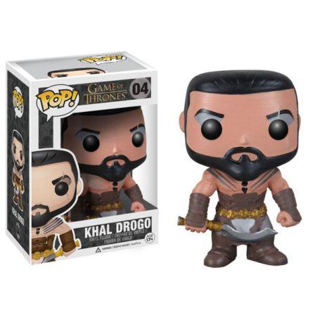 Funko Pop! GOT: Khal Drogo #04