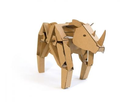 Rory the Rhino - Kinetic Creatures