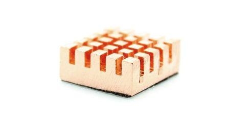 Koperen Koelblokje (Heatsink) Raspberry Pi