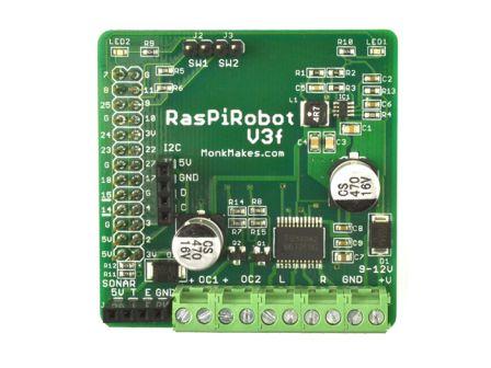 RasPi Robot V3F