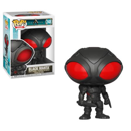Funko Pop! Aquaman: Black Manta #248