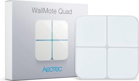 Aeotec Wallmote Quad