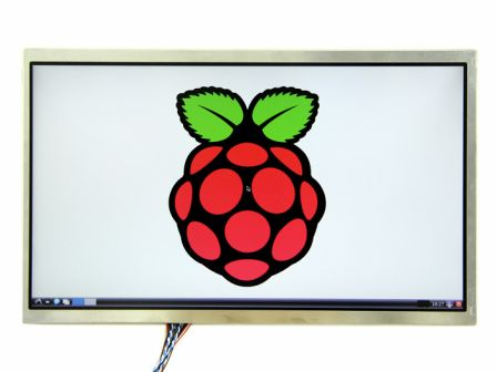 Seeed 10.1 Inch LCD Display - 1366x768 HDMI&VGA&NTSC&PAL