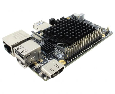 ALLO Sparky Quad Core SBC (Single Board Computer)