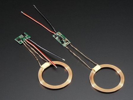 Inductive Charging Set - 3.3V @ 500mA max