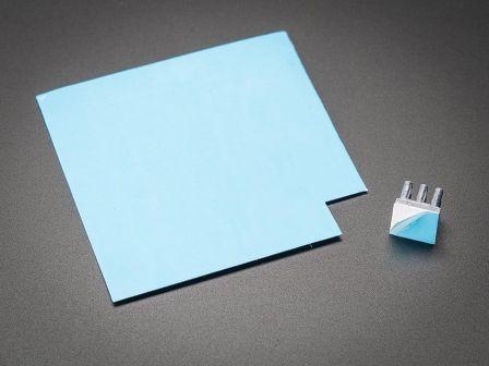 Heat Sink Thermal Tape - 3M 8810 - 80mm x 80mm