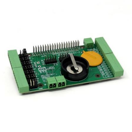 Stackable Building Automation Card for Raspberry Pi
