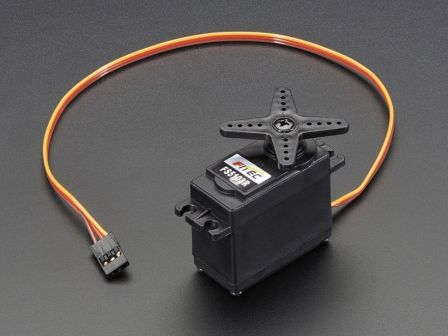 Continuous Rotation Servo