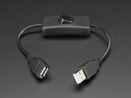 USB Cable with Switch