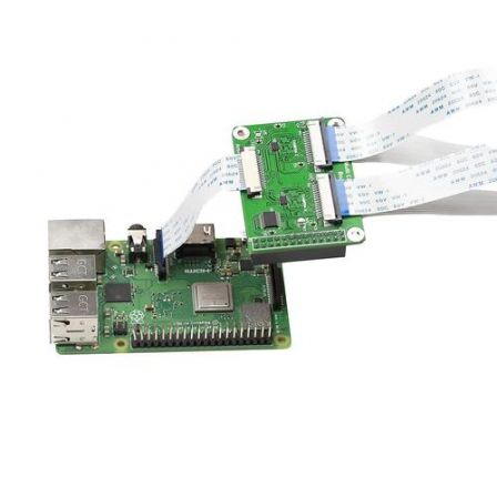 Multi Camera Adapter Module voor Raspberry Pi