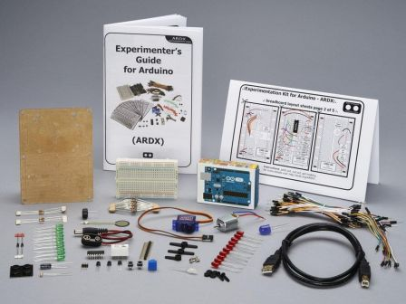 Adafruit ARDX - v1.3 Experimentation Kit for Arduino (Uno R3)