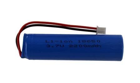 Lithium Ion Batterij - 3.7v 2200mAh
