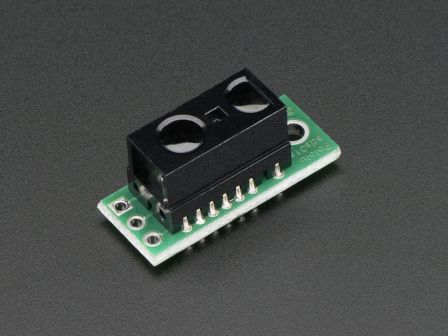 Sharp GP2Y0D810Z0F Digital Distance Sensor with Pololu Carrier