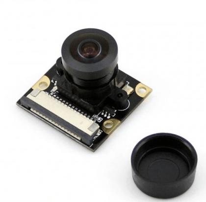 Raspberry Pi Camera (G) Visoog Lens (160°)