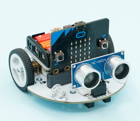 Elecfreaks micro:bit Smart Cutebot (exclusief micro:bit)