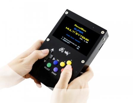 GamePi43 Voor Raspberry Pi