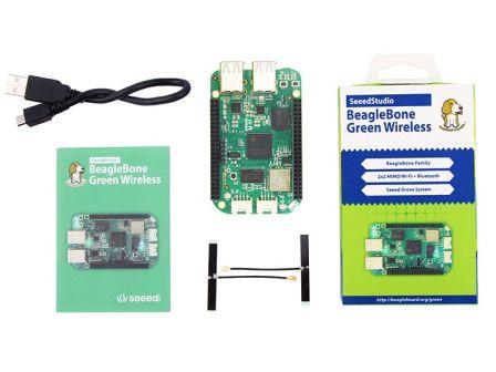 Seeed BeagleBone Green Wireless Development Board wireless