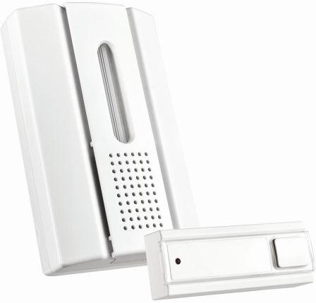KlikAanKlikUit Drukknop met Draadloze deurbel ACDB-7000AC