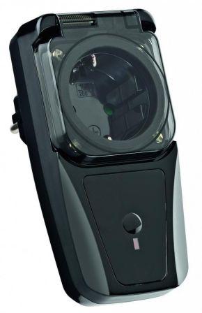 KlikAanKlikUit Spatwaterdichte Stekkerdoos Dimmer AGDR-200