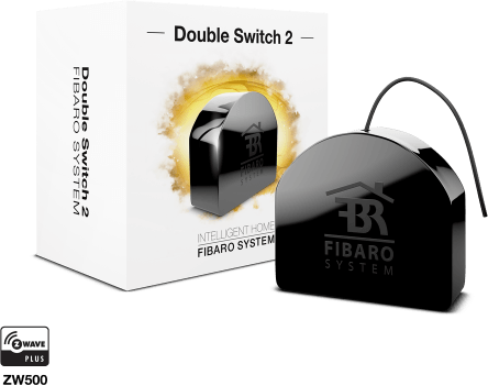Fibaro Double Switch 2 / FGS-223 (2x1500Watt)