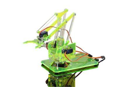 Mini Robot Arm compleet met Servos - NEON