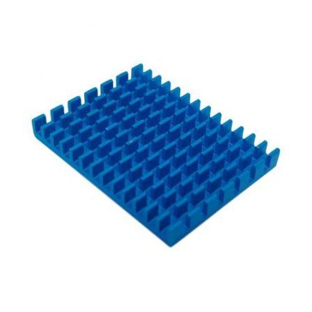XL Koelblok voor Raspberry Pi 4B - Blauw