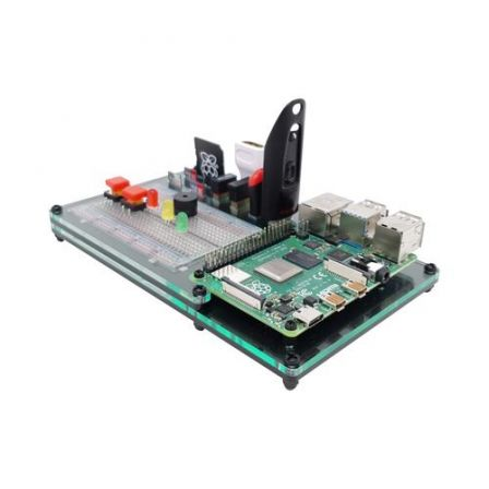 ProtoDock voor Raspberry PI 4