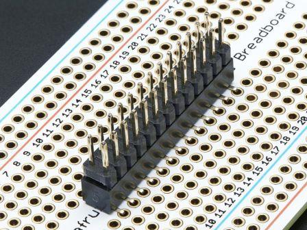 IDC Breakout Helper - 2x13 (26 pin)