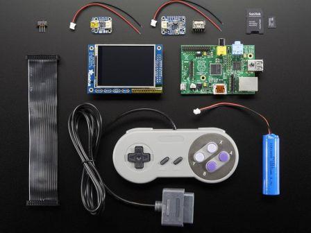 PiGRRL Pack Build your own Pi Game Emulator! (CASE NOT INCLUDED)