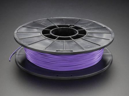 NinjaFlex - 1.75mm Diameter - Violet Grape - .50 Kg